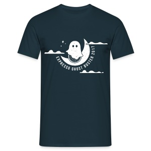 Top 100 Ghost Buster - Men's T-Shirt
