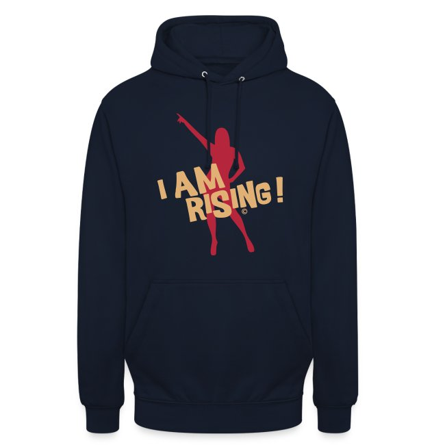 I AM RISING HOODY