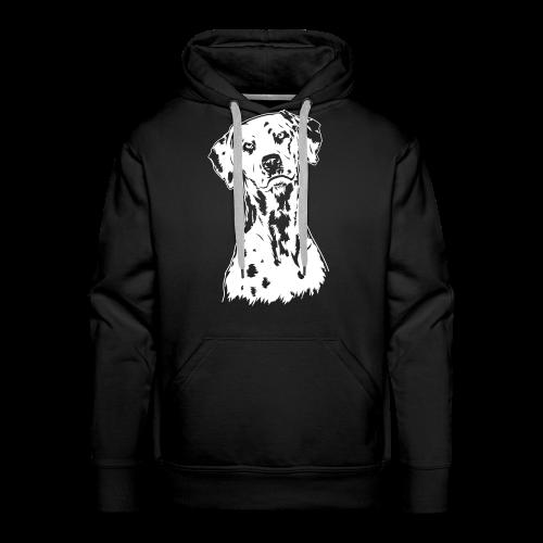 Dalmatiner - Männer Premium Hoodie
