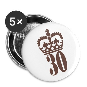 BADGE MOTIF  - Badge moyen 32 mm