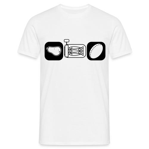 Brive boxes - T-shirt Homme