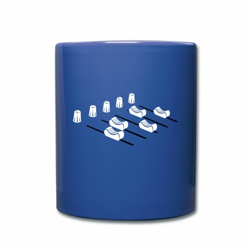 MUG Mixer - Tasse einfarbig