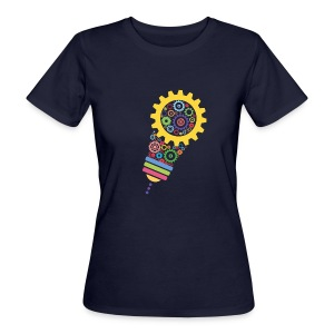 Bio female - Frauen Bio-T-Shirt