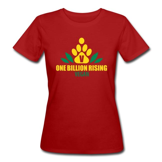Vegans Rising - Bio Shirt