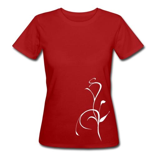 Compo florale1 - T-shirt bio Femme