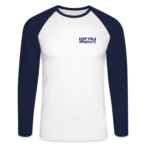 logopoitrine - T-shirt baseball manches longues Homme