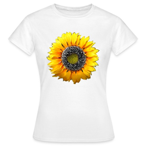 Sonnenblume - Frauen T-Shirt