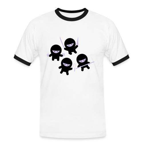 BABY NINJA - Maglietta Contrast da uomo