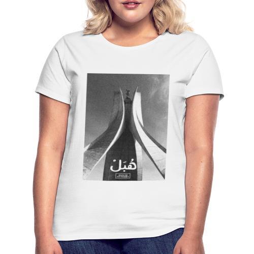 HOUBAL - T-shirt Femme
