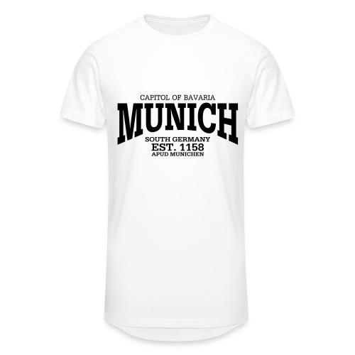 Männer Urban Longshirt