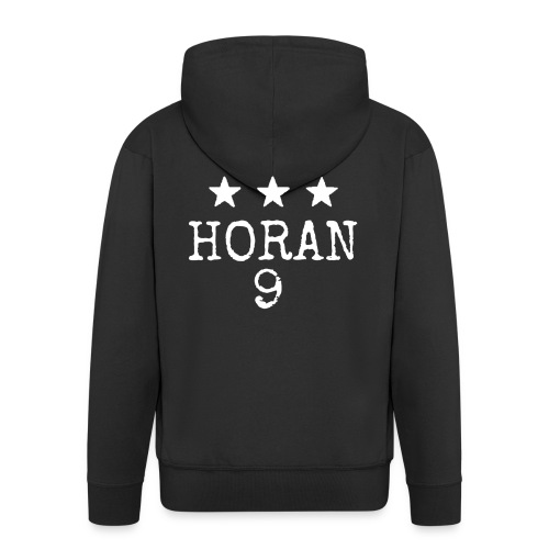 Horan 9 Zip Hoodie - Men's Premium Hooded Jacket