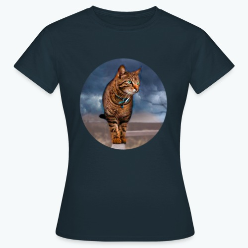 Chat Sauvage - Femme - T-shirt Femme