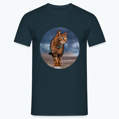 Chat Sauvage - Homme - T-shirt Homme