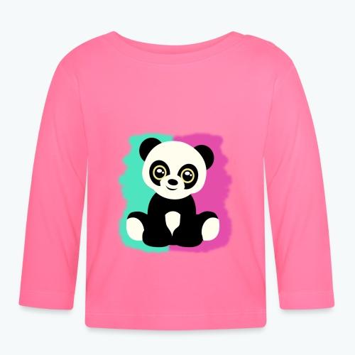 Petit panda - Bébé - T-shirt manches longues Bébé