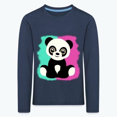 Petit panda - Enfant - T-shirt manches longues Premium Enfant