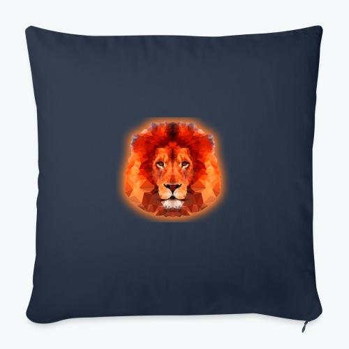 Lion - Housse de coussin - Housse de coussin décorative 44x 44cm