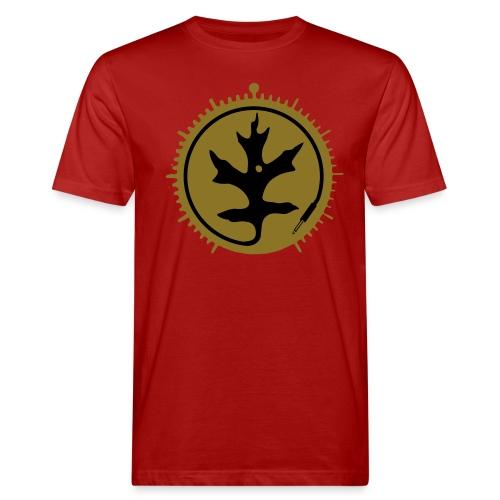 Organic T-Shirt Strange Oak - Männer Bio-T-Shirt