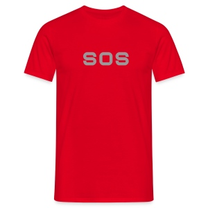 SOS - Men's T-Shirt