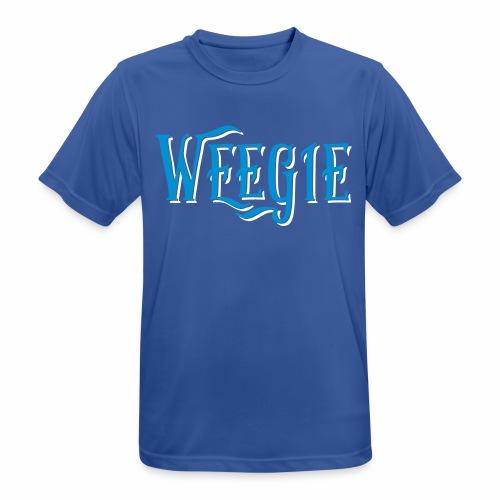 Weegie Men's Breathable T-Shirt - Men's Breathable T-Shirt