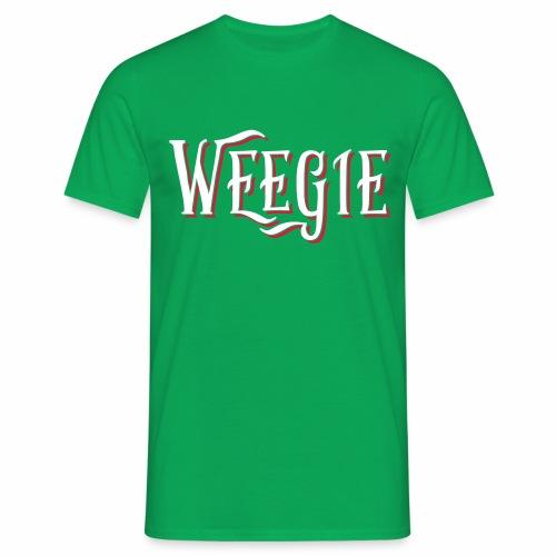 Weegie Men's T-Shirt - Men's T-Shirt