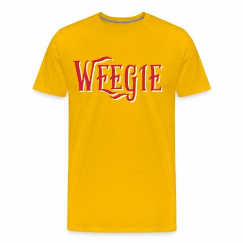 Weegie Men's Premium T-Shirt - Men's Premium T-Shirt