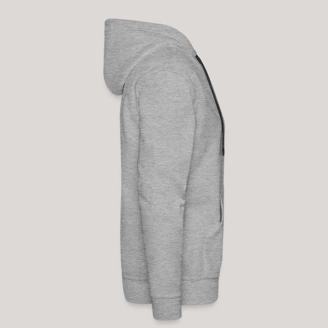 Cissaronid | Digga-Edition | Hoodie - Nugu Buyeng [Grey]