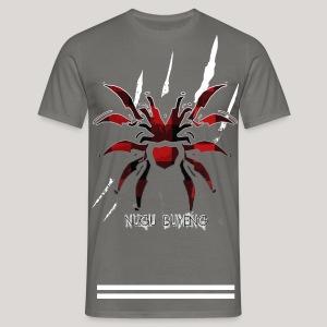 Cissaronid | Special Digga-Edition - Nugu Buyeng [Grey] - Männer T-Shirt