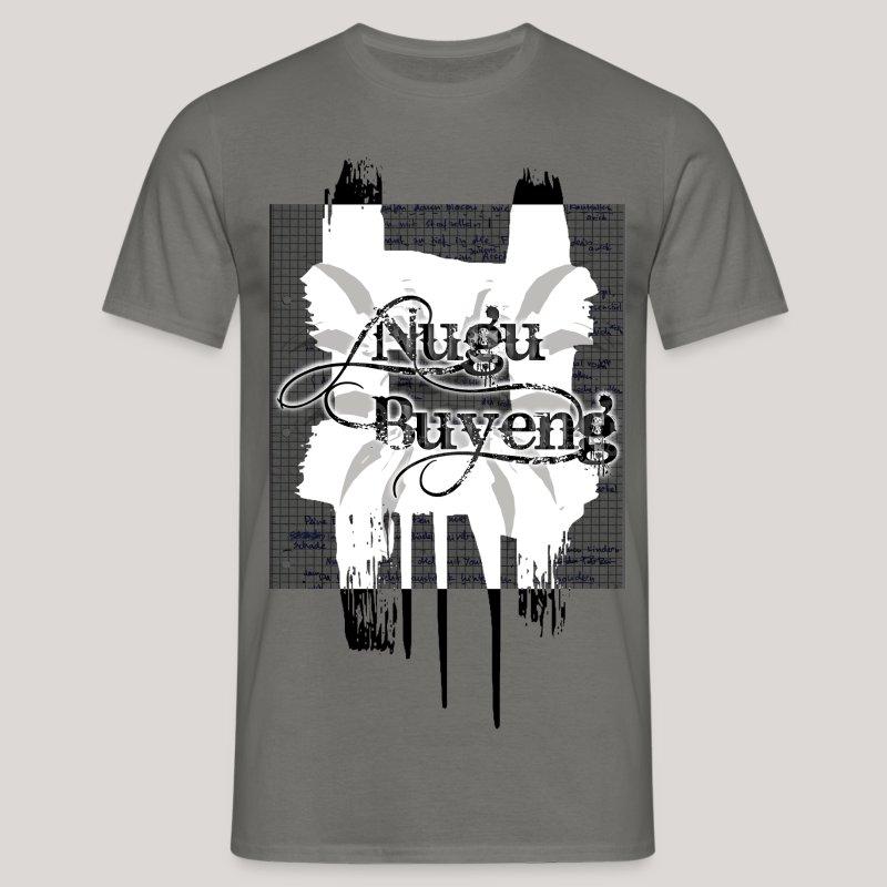 #Nugu Buyeng - Nugu Buyeng [White] - Männer T-Shirt