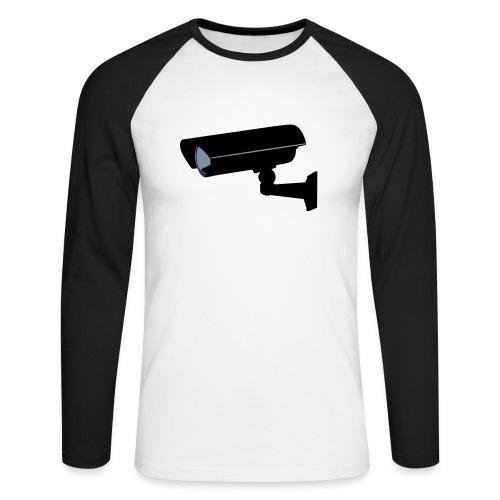 ballablue clothes - Men's Long Sleeve Baseball T-Shirt