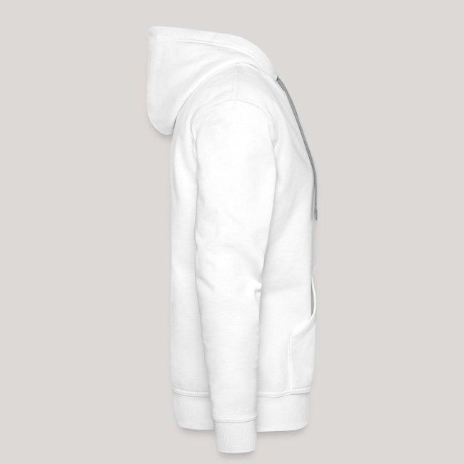 Cissaronid   Silver-Edition   Hoodie - Nugu Buyeng [White]