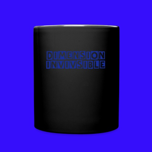 Mug Dimension Invisible - Mug uni