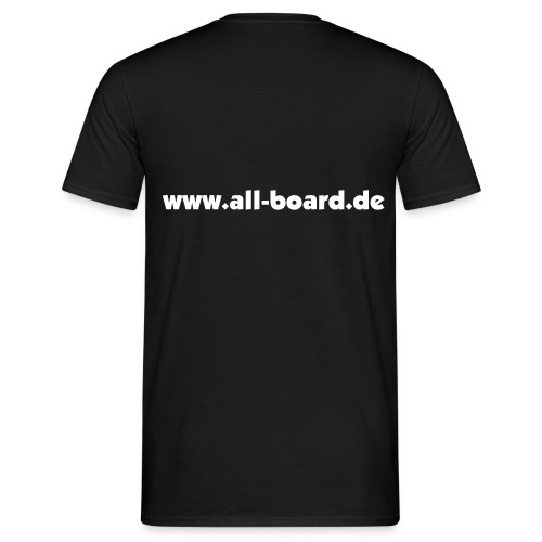 all-board.de Classic - Männer T-Shirt