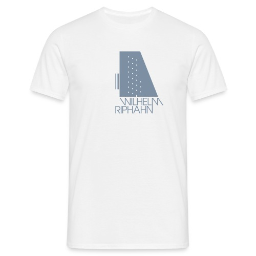 RiphahnOper (silber) - Männer T-Shirt