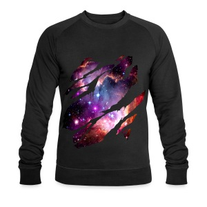 Deep Space Inside - Men's Sweatshirt by Stanley & Stella