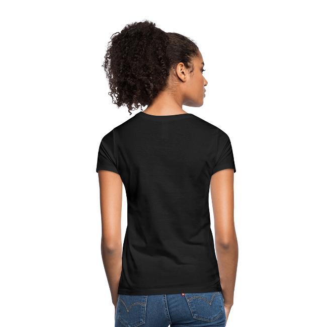 DVTD (SVART) - t-shirt (dam)