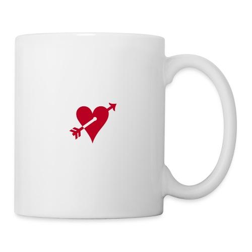 tasse a cafe - Mug blanc