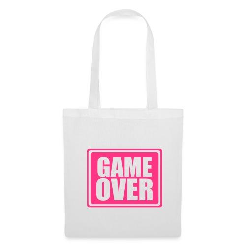 Sac toile Game Over - Tote Bag