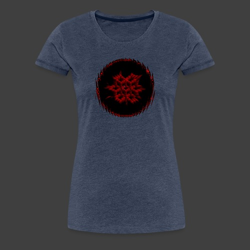 Thinking about the cube - Women's Premium T-Shirt