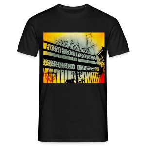 Home of Football GAE - Mannen T-shirt