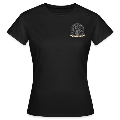Tree of Shields Ladies - Women's T-Shirt
