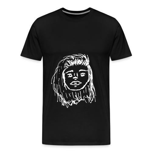 TSHIRT kabs - Premium-T-shirt herr