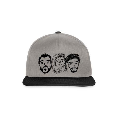 KEPS faces - Snapbackkeps