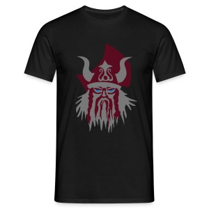 Viking warrior: you dare to wear?? - Men's T-Shirt