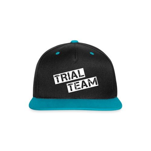 MSC Snapback Cap Trial Team - Kontrast Snapback Cap