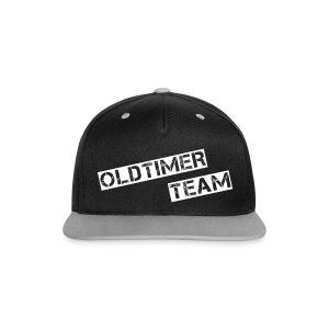 MSC Snapback Cap Oldtimer Team - Kontrast Snapback Cap