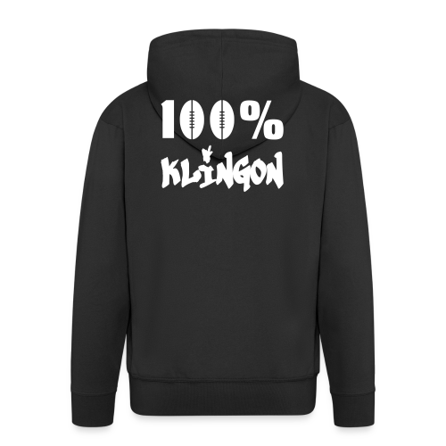 Sweet veste K (100%) - Veste à capuche Premium Homme