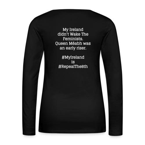 Women's Premium Longsleeve Shirt - Women's Premium Longsleeve Shirt