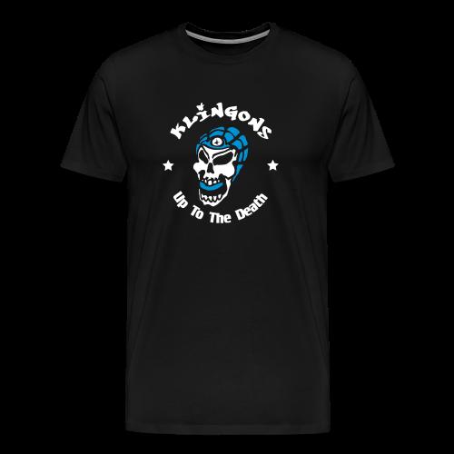 t-shirt sKull - T-shirt Premium Homme