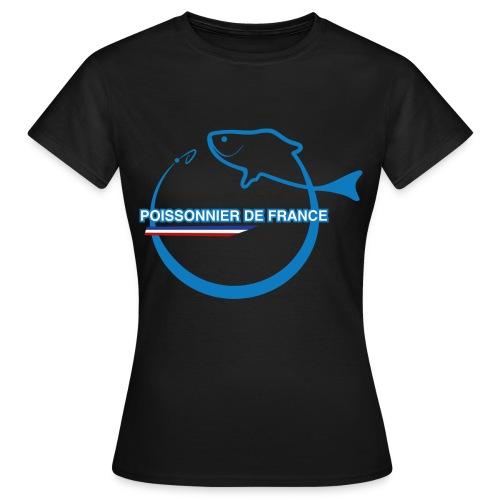 tee shirt first logo PDF femme - T-shirt Femme