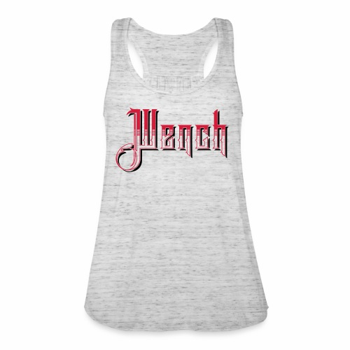 Wench Woman's Bella Vest Top - Women's Tank Top by Bella